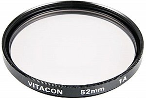 Светофильтр Vitacon SkyLight 1A 55mm