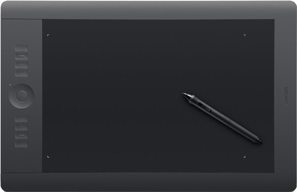 Графический планшет Wacom Intuos5 touch Medium PTH-650