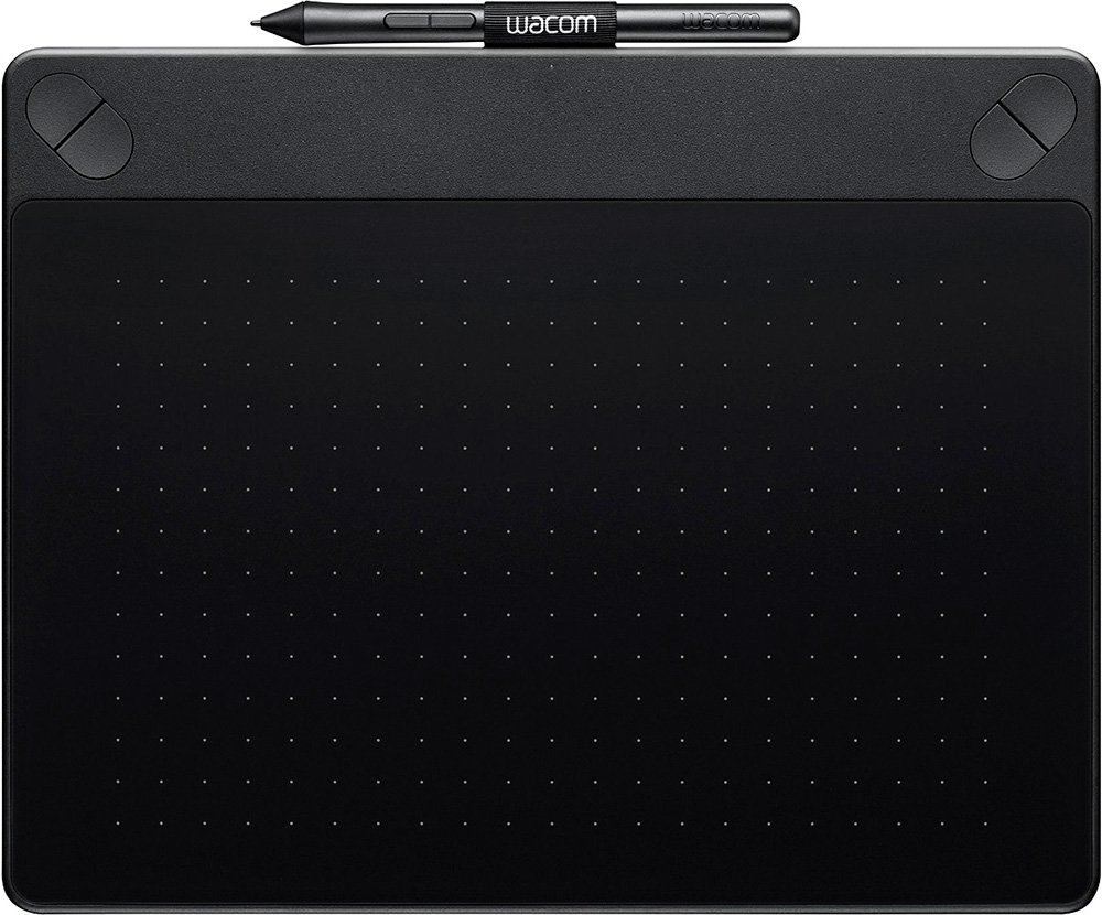Графический планшет Wacom Intuos Photo Pen&Touch Small CTH-490PK