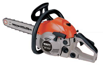 Бензопила Watt Wood&Grass WT-1535