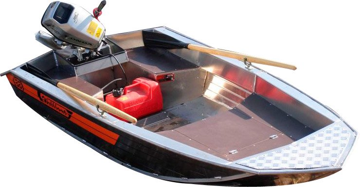 Лодка Wellboat 33