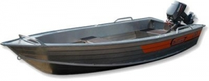 Лодка Wellboat 37