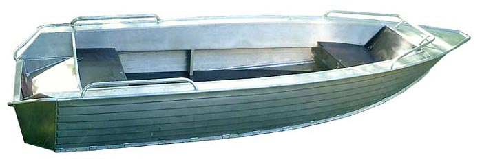 Лодка Wellboat 42