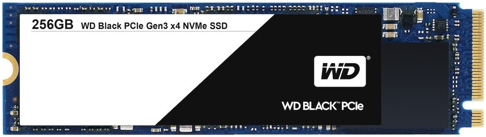 Жесткий диск SSD Western Digital Black PCIe (WDS256G1X0C) 256GB