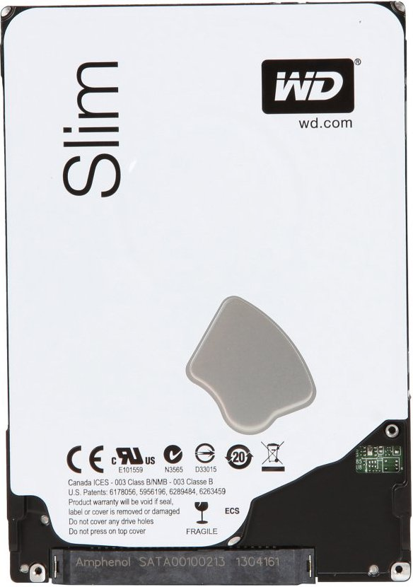 Жесткий диск Western Digital Blue (WD10SPCX) 1000 Gb