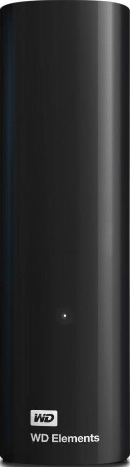 Внешний жесткий диск Western Digital Elements Desktop (WDBWLG0050HBK) Black 5000Gb