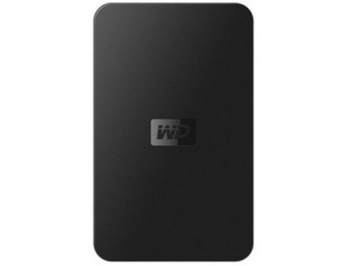 Внешний жесткий диск Western Digital Elements Portable (WDBAAR2500ABK) 250 Gb