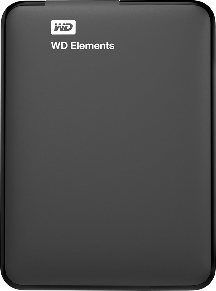 Внешний жесткий диск Western Digital Elements Portable (WDBUZG7500ABK) 750 Gb фото