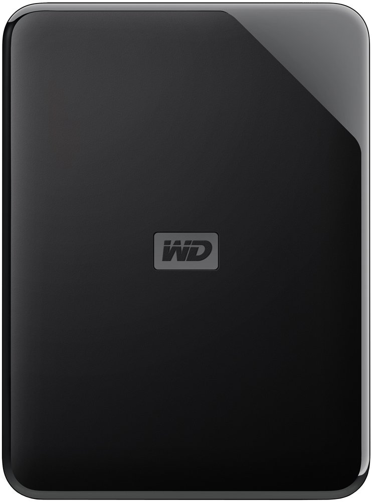 Жесткий диск Western Digital Elements SE Portable (WDBJRT0040BBK-WESN) 4000 Gb фото