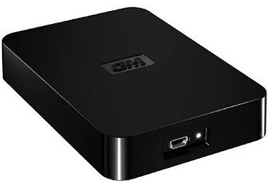 Внешний жесткий диск Western Digital Elements SE (WDBABV5000ABK) 500 Gb