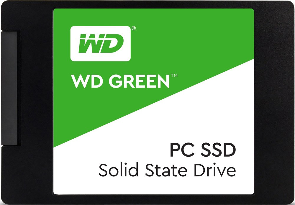 Жесткий диск SSD Western Digital Green (WDS240G1G0A) 240Gb фото