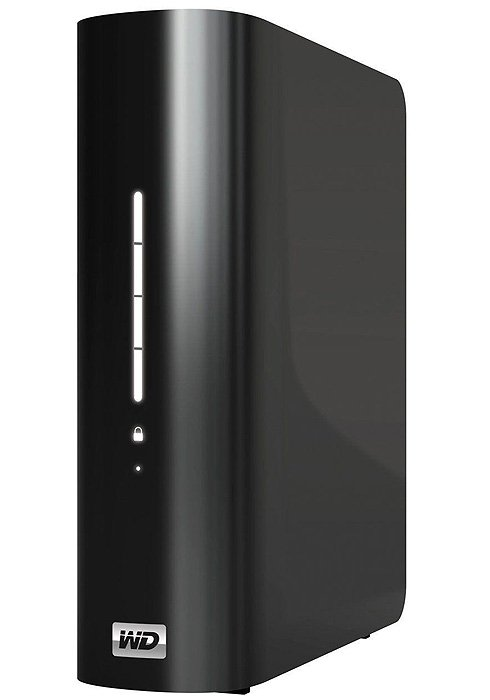 Внешний жесткий диск Western Digital My Book Essential (WDBAAF0010HBK) 1000 Gb