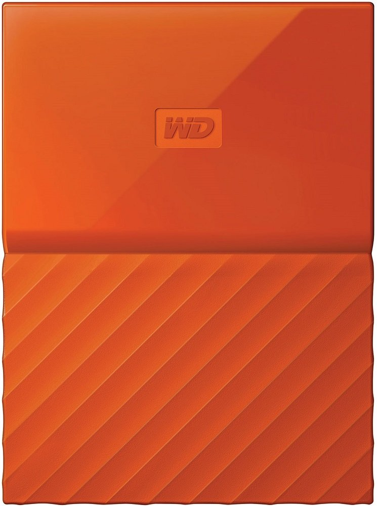 Внешний жесткий диск Western Digital My Passport (WDBBEX0010BOR) 1000Gb фото