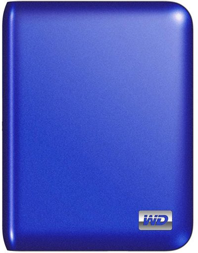 ������� ������� ���� Western Digital My Passport Essential (WDBACY5000ABL) 500 Gb