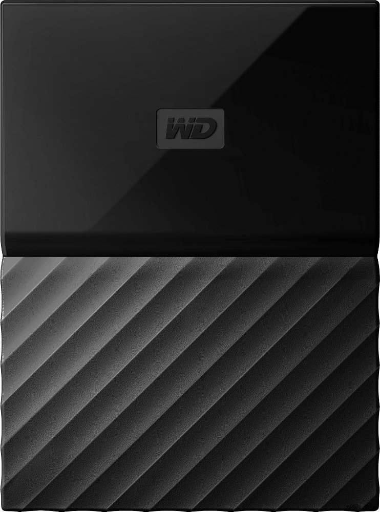Внешний жесткий диск Western Digital My Passport Portable (WDBYNN0010BBK) 1000Gb фото
