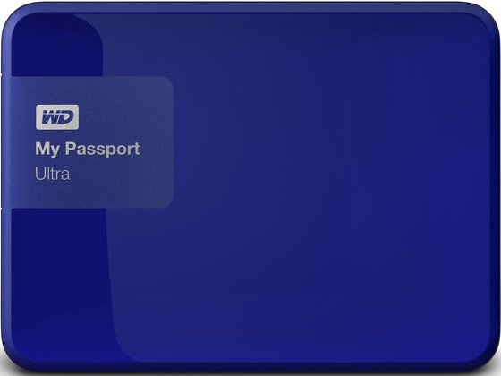 Внешний жесткий диск Western Digital My Passport Ultra (WDBBRL5000ABL) 500 Gb