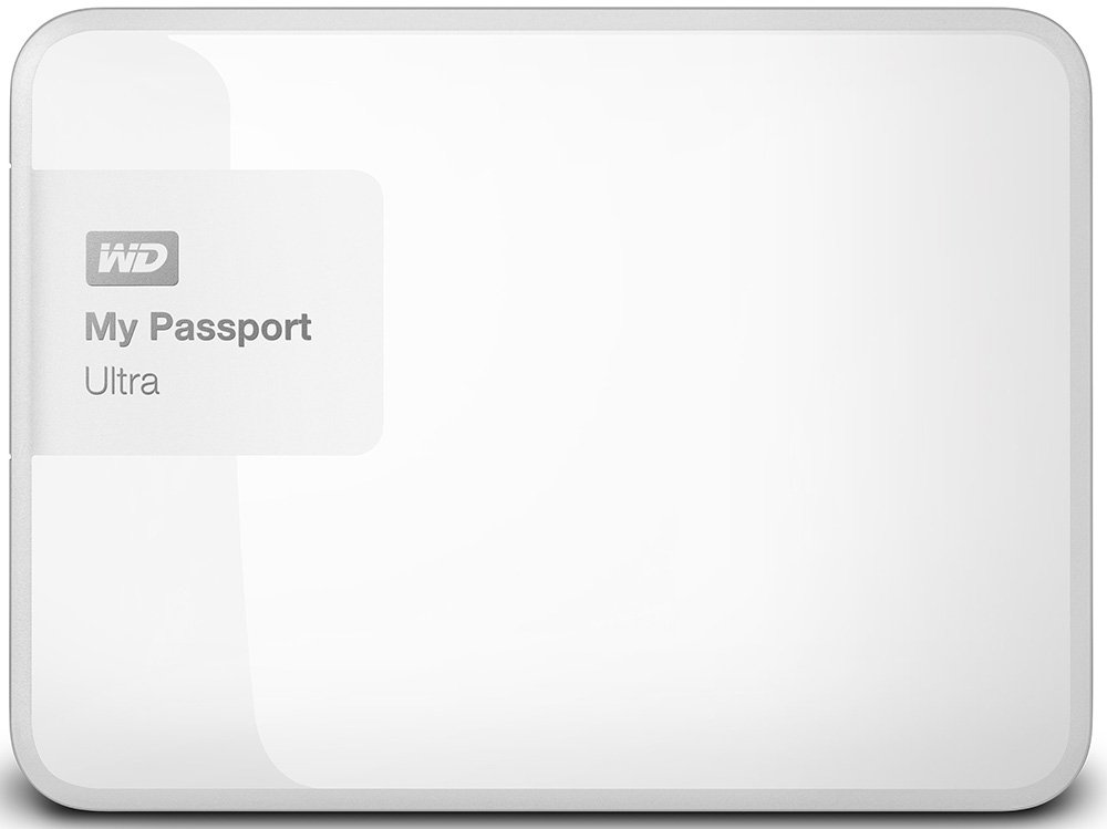 Внешний жесткий диск Western Digital My Passport Ultra (WDBBRL5000AWT) 500 Gb