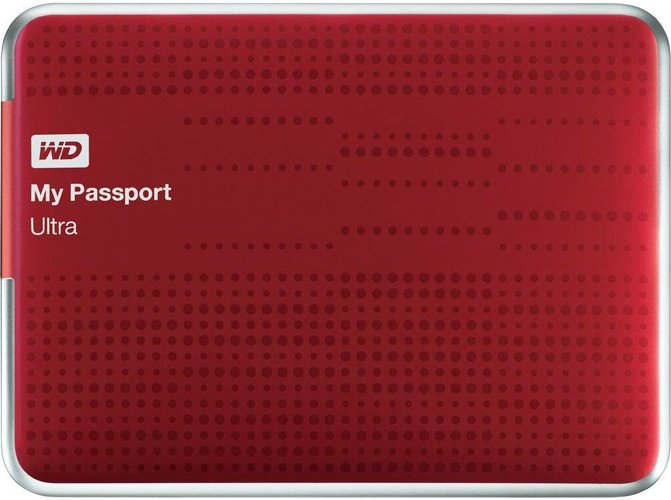 Внешний жесткий диск Western Digital My Passport Ultra (WDBLNP5000ARD-EEUE) 500 Gb