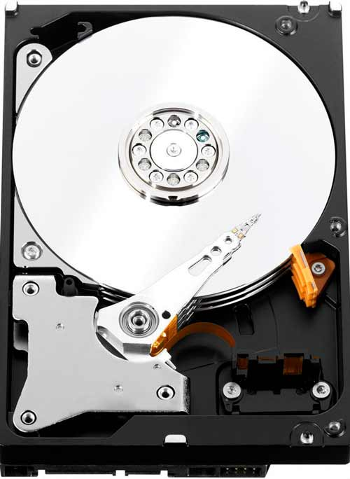 Жесткий диск Western Digital Red (WD20EFRX) 2000 Gb