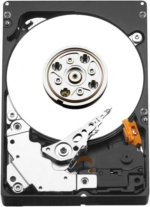 Жесткий диск Western Digital S25 (WD4500BKHG) 450Gb