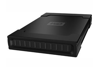 Жесткий диск Western Digital WDE1MSBK1600 1160 Gb
