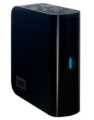 Жесткий диск Western Digital WDH1U6400 6640 Gb