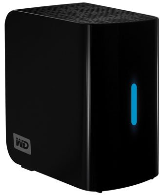 Жесткий диск Western Digital WDH2U10000 1000 Gb
