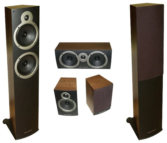 �������� ������������ ������ Wharfedale Crystal CR-30.51C rosewood quilt