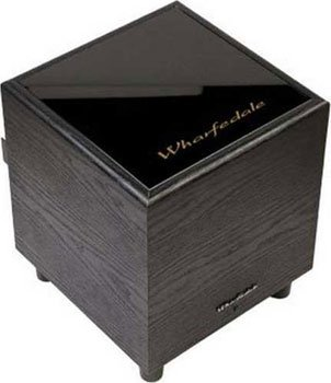 Активный сабвуфер Wharfedale PowerCube 8+ DX piano black
