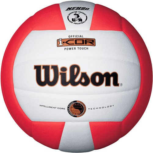 Мяч волейбольный Wilson I-COR Power Touch H7720XSCA