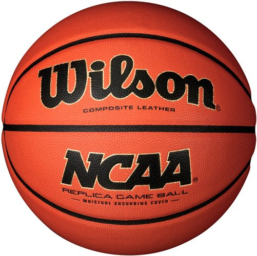 Мяч баскетбольный Wilson NCAA Replica Game Ball WTB0730