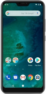Xiaomi Mi A2 Lite 4Gb/64Gb Black (Global Version) фото