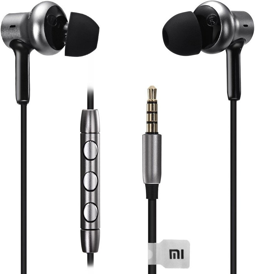 Гарнитура Xiaomi Mi In-Ear Headphones Pro HD фото