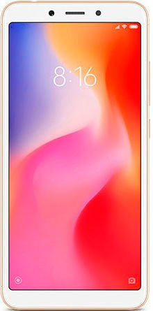 Xiaomi Redmi 6 3Gb/32Gb Gold