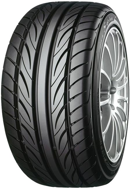 Летняя шина Yokohama S.drive AS01 215/45R17 91Y