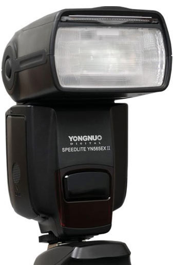 Вспышка YongNuo YN-565EX II Speedlite for Canon  фото