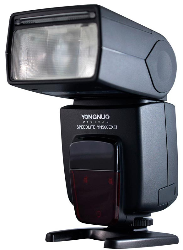 Вспышка YongNuo YN-568EX II Speedlite for Canon фото