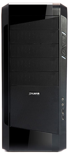 Корпус для компьютера Zalman Z12 Plus Black