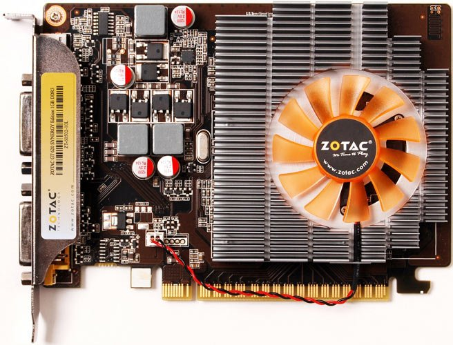 Видеокарта ZOTAC ZT-60403-10L GeForce GT 630 Synergy Edition 2048MB GDDR3 128bit