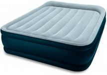 Надувная кровать Intex 64136 Deluxe Pillow Rest Raised Bed фото