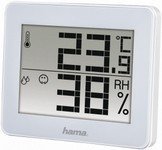 Метеостанция Hama TH-130 White фото