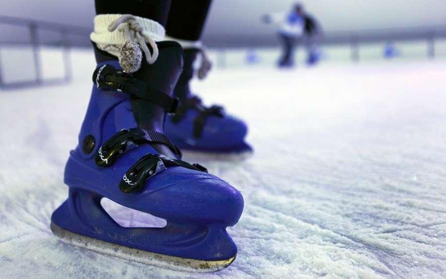 Ледовые коньки