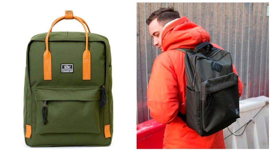 078ab2b6612e Стильные рюкзаки минского производства: бренд «Студия 58»
