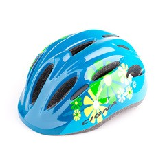Велошлем детский Cigna WT-024 (чёрный/синий) фото